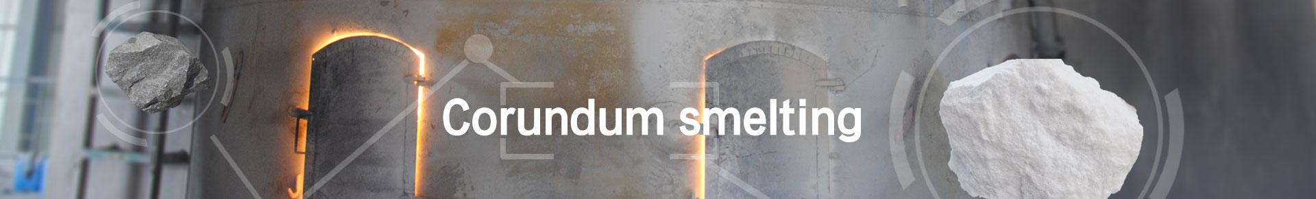 corundum Smelting