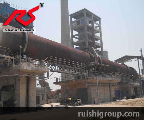 Alumina rotary kiln