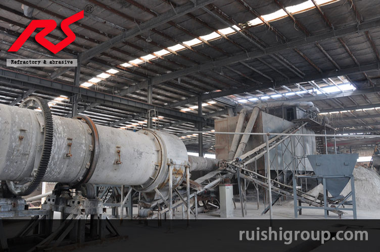 Sand control equipment production line